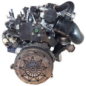 Motor Completo Citroen Xsara 2.0 8v D Dw10td 0 2007