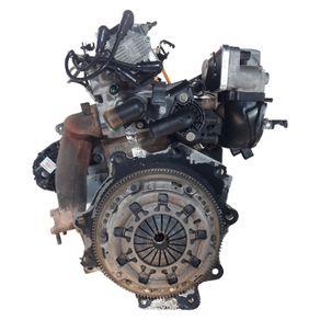 Motor Completo Volkswagen Golf 1.6 8v N Bah 0 2004