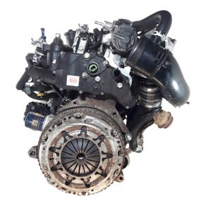 Motor Completo Citroen Xsara 2.0 8v D Dw10td 0 2009